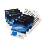 HP Ultrium 6 RW Bar Code Label Pack - Bar Code Labels