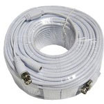 Q-See Power/video Cable - 200 Ft