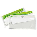 "Quality Park Envelopes, Business, No. 10, 4-1/8"" x 9-1/2"", 25/PK, White"