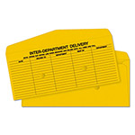 Quality Park Kraft Interoffice Envelopes, Printed One Side, 5 x 11 1/2, 500/Box