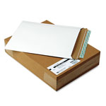 Quality Park Photo/Document Mailers, Extra Rigid Fiberboard, 11 x 13 1/2, 25/Box
