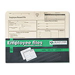 Quality Park Employee Record Folder, Manila, 20/Pack