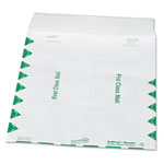 Quality Park DuPont™ Tyvek® Catalog/Open End Envelopes 100/Box, 9 1/2 x 12 1/2, 1st Class, White