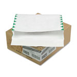 Quality Park DuPont™ Tyvek® Exp. Envelopes, Open Side, 100/Ctn, 10 x 13 x 2, First Class