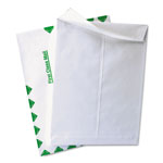 Quality Park Flat Catalog Envelopes, White with 1st Class Brdr, 9x12, 100/Bx