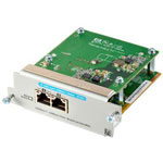HP 2 Port Expansion Module, 10GBase-T