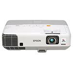 Epson PowerLite 935W LCD Projector, 720p, HDTV