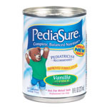 Ross Pediasure W/Fiber, Vanilla, 8Oz Can