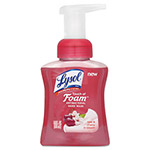 Lysol Touch of Foam Antibacterial Hand Wash, 8.5oz, Rose & Cherry, Pump Bottle