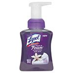 Lysol Touch of Foam Antibacterial Hand Wash, 8.5oz, Creamy Vanilla Orchid, Pump Bottle