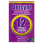 Delsym® Adult Cough Suppressant, Grape, 3 OZ