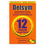 Delsym® Adult Cough Suppressant, Orange, 3 OZ