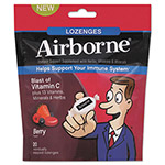Airborne® Immune Support Lozenge, Cherry, 20/Box