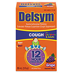 Delsym® Children's Cough Suppressant, Grape, 3 OZ