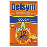 Delsym® Children's Cough Suppressant, Orange, 3 OZ