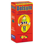 Delsym® Children's Cough Suppressant, Orange, 5 OZ