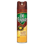 Old English Furniture Polish, 12 1/2 oz. Aerosol Can, 12/Carton