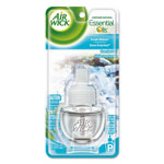 Air Wick Scented Oil Refill, Fresh Waters, .67oz, Clear