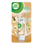Air Wick Compact Odor Detect Refill, Vanilla Indulgence