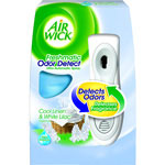 Air Wick ULTRA ODOR DETECT Starter Kit COOL LINEN & WHITE LILAC™