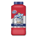 Resolve Pet Carpet Cleaner Moist Powder, Fresh, 18oz Canister, 6/carton
