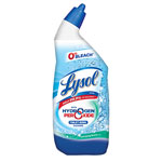 Lysol Power and Free Toilet Bowl Cleaner, 24 OZ
