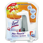 Lysol No-Touch Kitchen System, Tangerine