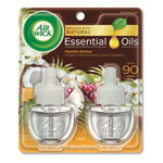 Air Wick Scented Oil Warmer Refill, 2/.67oz., Paradise Retreat
