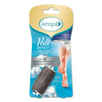 Amope Pedi Perfect Extra Coarse Electronic Foot File Refill, Gray