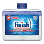 Finish® Dishwasher Cleaner, Fresh, 8.45 oz Bottle