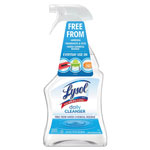Lysol Daily Cleanser, Unscented, 22 oz Spray Bottle, 10/Carton
