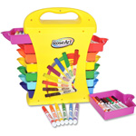The Board Dudes Marker Caddy, Class Pack, 208PC/BX, Multi Color