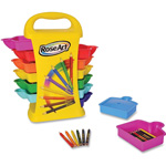 The Board Dudes Mini Colored Pencil Pack, 208/BX, Assorted
