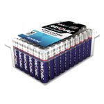 Rayovac Alkaline Battery, AA, 60/Pack