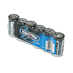 Rayovac Industrial PLUS Alkaline Batteries, C, 6/Pack
