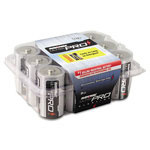 "Rayovac Ray-O-Vac ALD12 Industrial PLUS Alkaline Batteries, ""D"", 12/Pack"