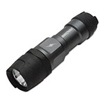 Rayovac Virtually Indestructible Flashlight, Black, 3 AAA