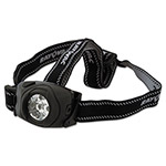 Rayovac Virtually Indestructible Flashlight, Headlamp, Black, 3 AAA