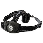 Rayovac Virtually Indestructible LED Headlight, 3 AAA, Black