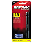 Rayovac Industrial LED Pen Light, 2 AAA Batteries, Machined Aluminum, 1.5 V