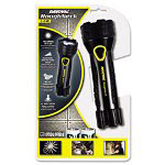 Rayovac LED Comfort Grip Flashlight, Black