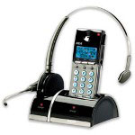 RCA 25110RE3, 2.4GHz Digital Cordless Phone With Wireless Headset And Call Waiting/Caller ID