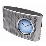 RCA RP5415 Clock Radio with Digital/Analog Display and Line-in for MP3 Players