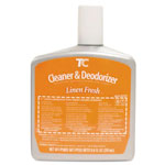 Rubbermaid AutoClean Toilet Cleaner & Deodorizer Refill, Mandarin Orange, 9.8oz, 6/CT
