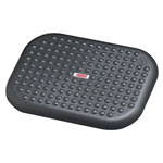 Rubbermaid Tilting Footrest, Angle Adjustable, Charcoal, 17-3/4w x 13d x 3-1/2h