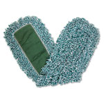 Rubbermaid Dust Mop Heads, 36 in., Looped End, Microfiber, 12/Carton