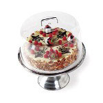 "Cambro 12"" Clear Round Cake Display Cover"