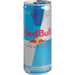Red Bull Energy Drink, 8.3oz. Can, 24/CT, Sugar-Free