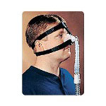 Respironics Simplicity Nasal Mask with Headgear, Medium