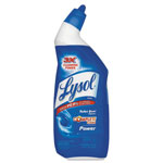 Lysol Disinfectant Toilet Bowl Cleaner, Wintergreen Scent, Liquid, 24 oz Bottle